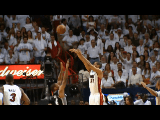 Snapshot #4 Micro-Movie Game 7 of the NBA Finals