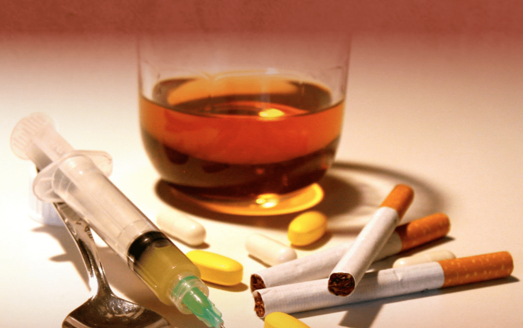 research paper on drug and alcohol addiction