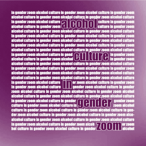 Alcohol culture in gender zoom