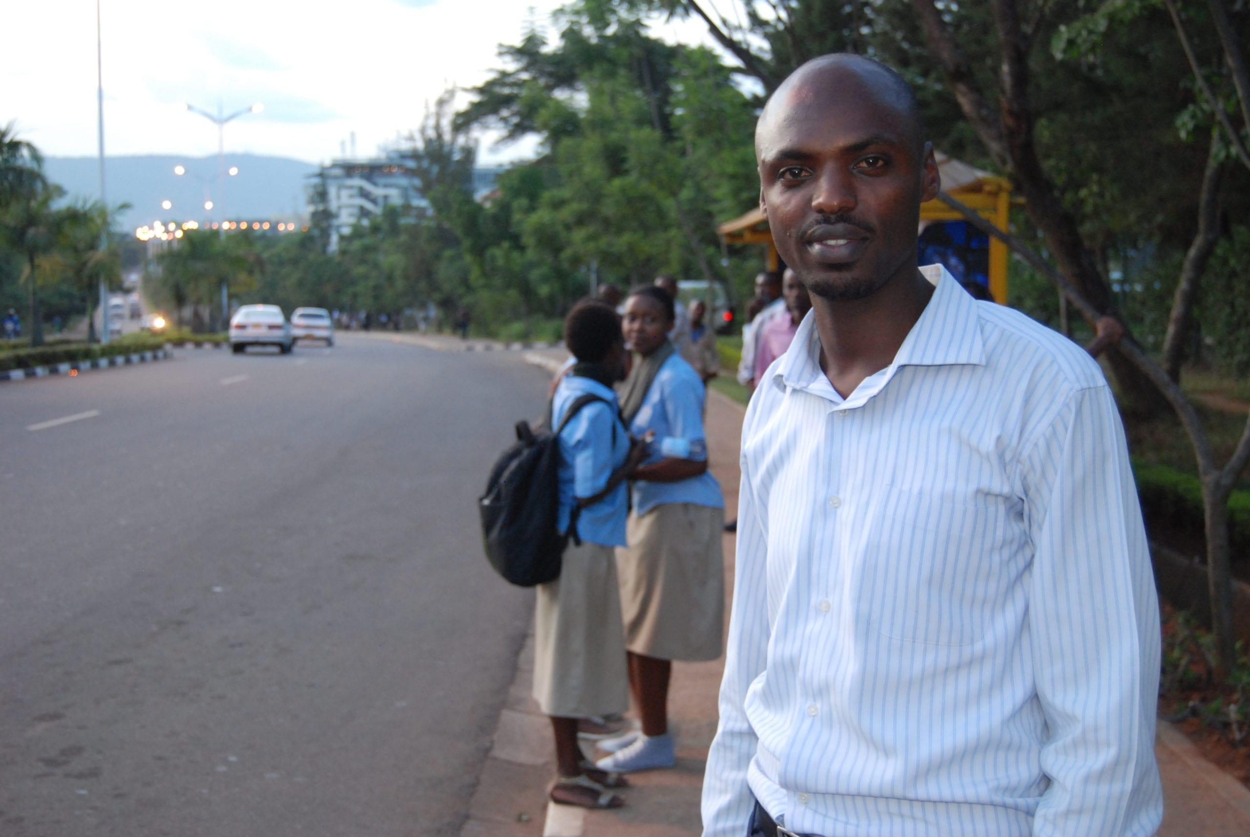 Finn Norgren, Kigali