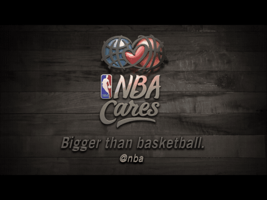 Bigger than basketball is only profit - for the NBA and Big Alcohol.
