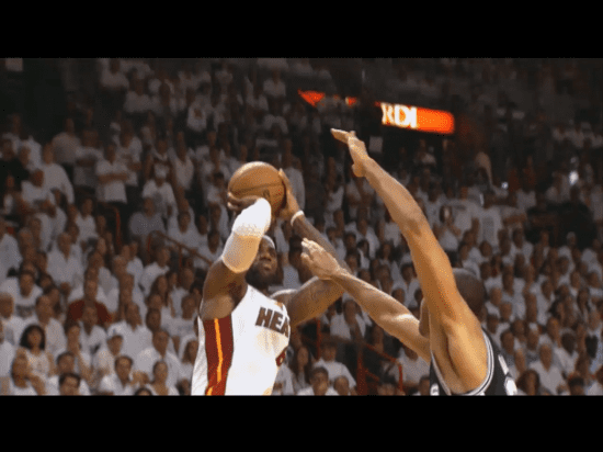 Snapshot #5 Micro-Movie Game 7 of the NBA Finals