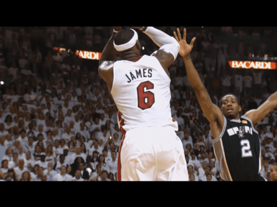 Snapshot #7 Micro-Movie Game 7 of the NBA Finals