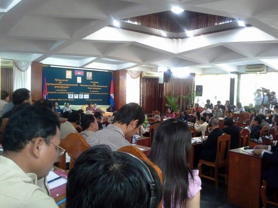 Huge interest shows the urgent need for alcohol policy in Cambodia